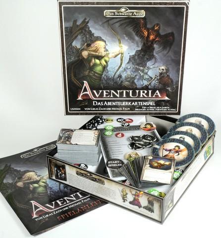 Aventuria Abenteuerspiel Box 3. überarbeitete Auflage