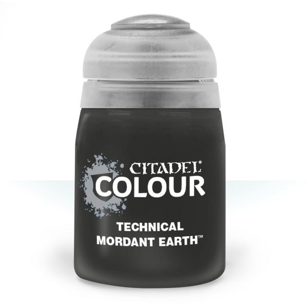 Mordant Earth
