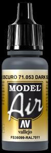 053 Dark Sea Green, 17 ml