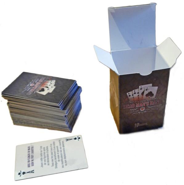Dead Man`s Hand Spielkarten