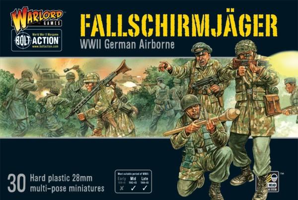 Fallschirmjager Plastic