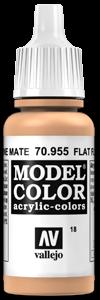 018 Beige Hautfarbe (Flat Flesh)