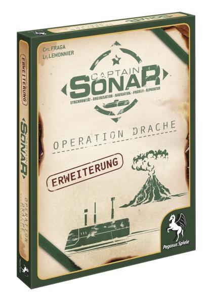 Captain Sonar: Operation Drache (2. Erweiterung)