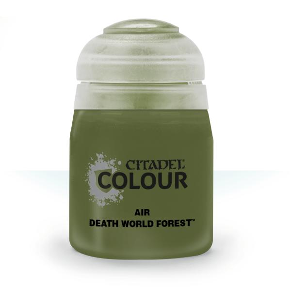 Air Death World Forest