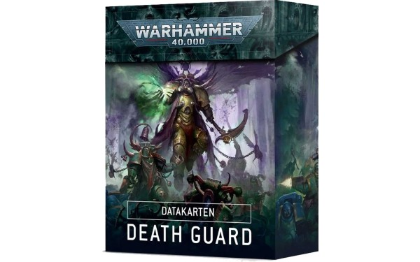 Datakarten: Death Guard