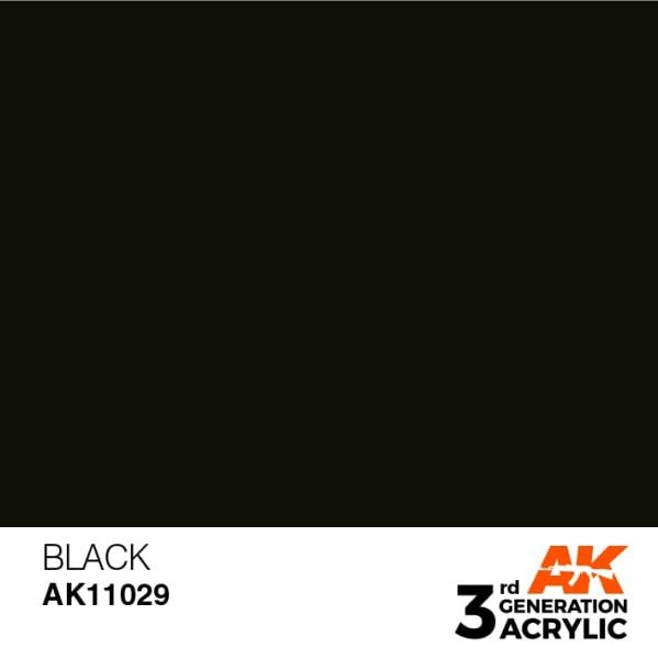 Black - Intense