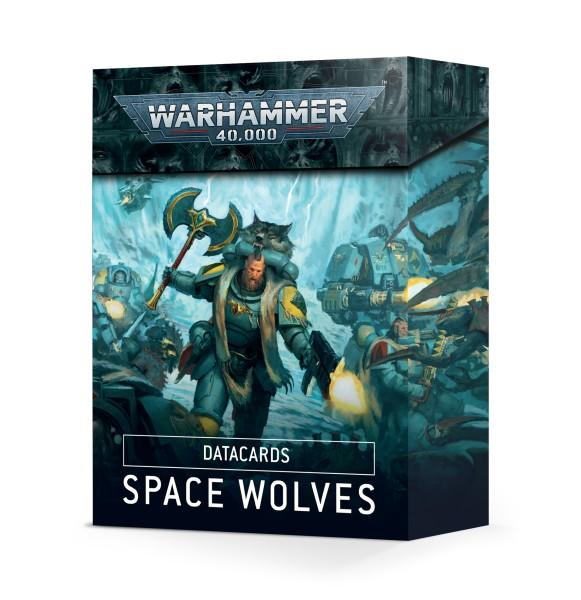 Datakarten: Space Wolves