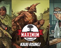 Maximum Apocalypse: Kaiju Rising (EN)