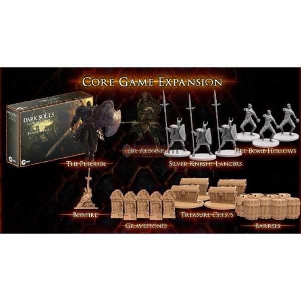 Dark Souls The Board Game - Explorers Expansion
