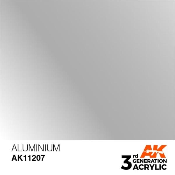 Aluminium - Metallic