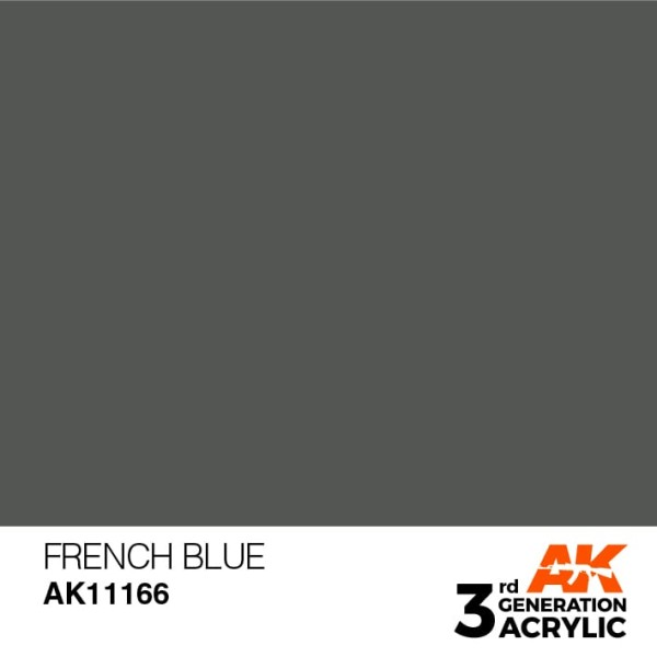 French Blue - Standard