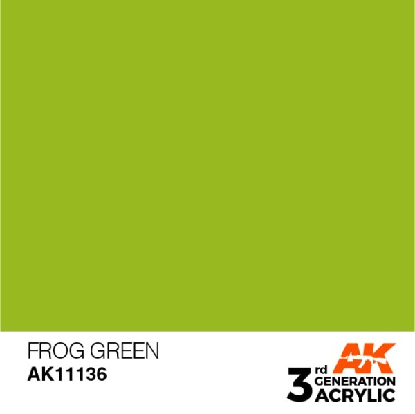 Frog Green - Standard