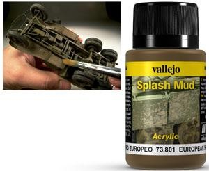 Splash Mud European 40 ml
