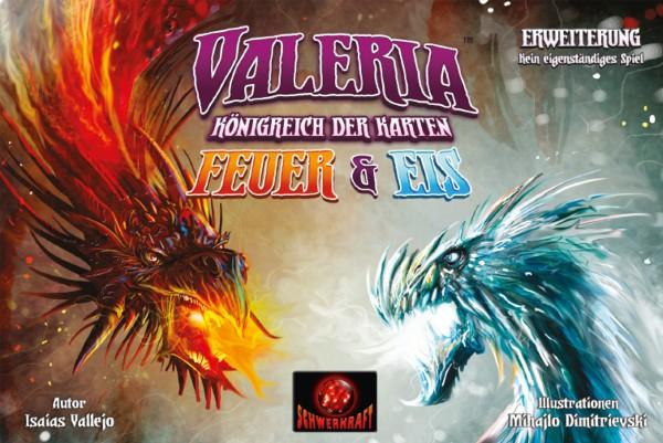 Valeria: Königreich der Karten - Feuer & Eis Erweiterung