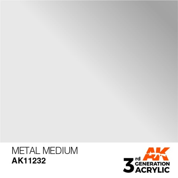 Metal Medium - Auxiliary