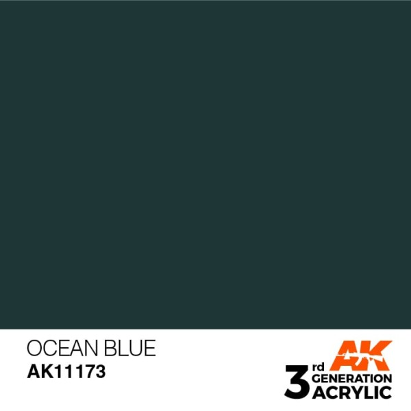 Ocean Blue - Standard