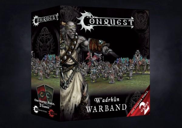 W'adrhun: Warband Set