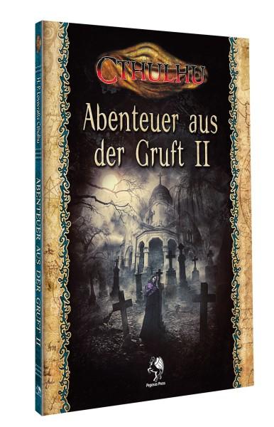 Cthulhu: Abenteuer aus der Gruft II (Softcover)