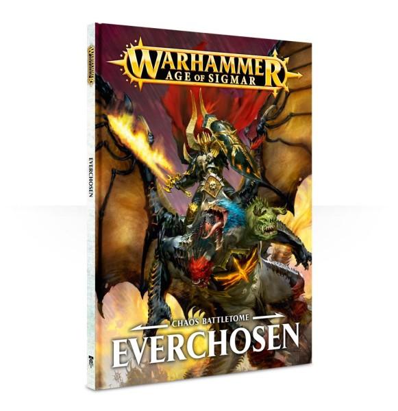 Battletome: Everchosen (Hardback)