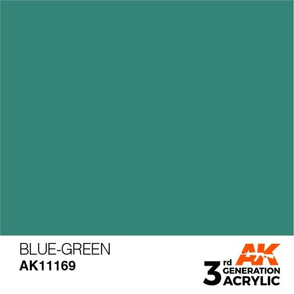 Blue-Green - Standard