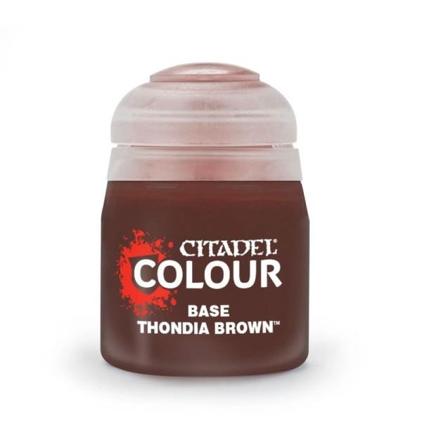 Thondia Brown
