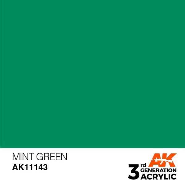 Mint Green - Standard