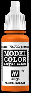207 Leuchtorange (Orange Fluo)