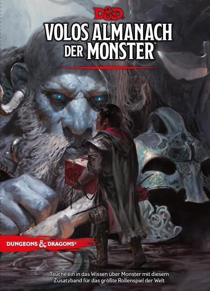 D&D Volos Almanach der Monster