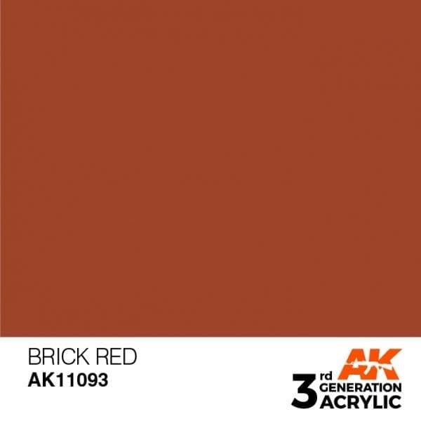Brick Red - Standard