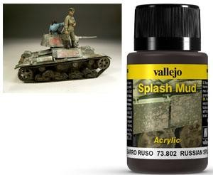 Splash Mud Russian 40 ml