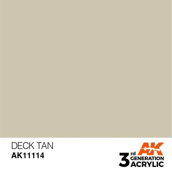 Deck Tan - Standard