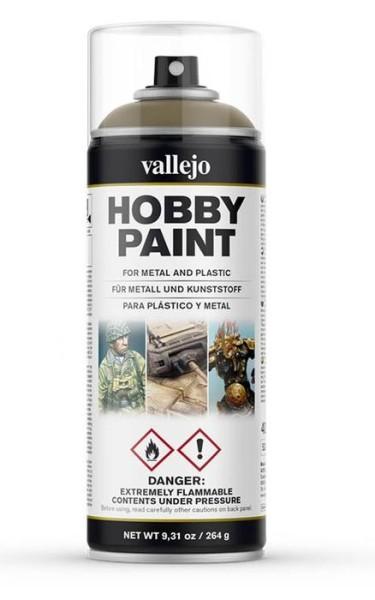 Vallejo Hobby Paint Spray US Khaki
