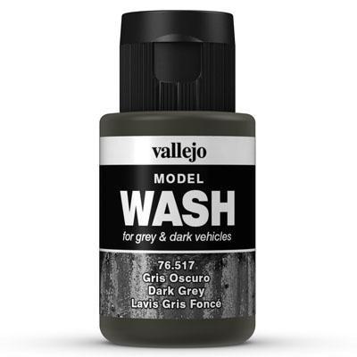 Model Wash 517 Dark Grey