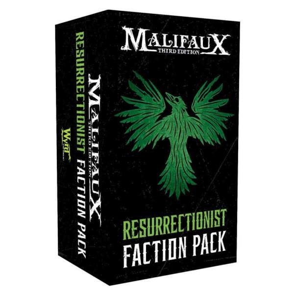 RESURRECTIONIST FACTION PACK
