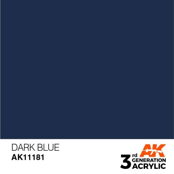 Dark Blue - Standard