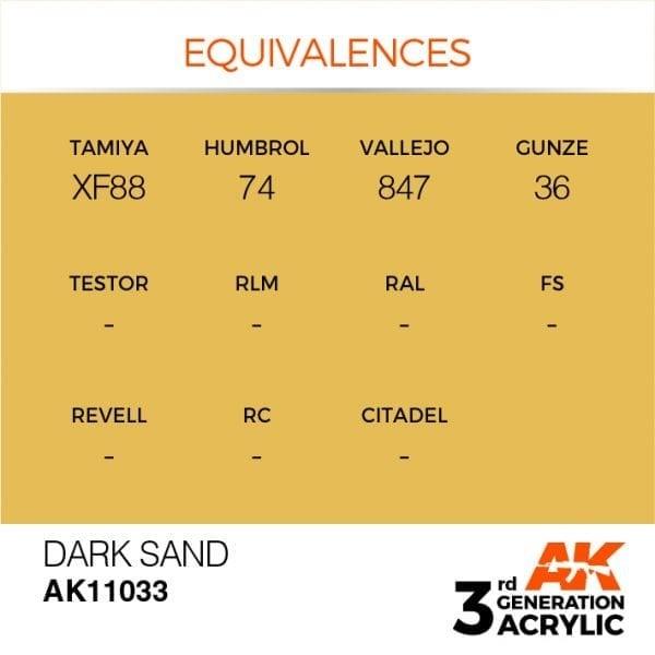 Dark Sand - Standard