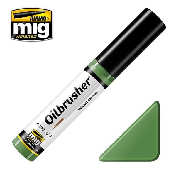Oilbrusher Weed Green (10ml)