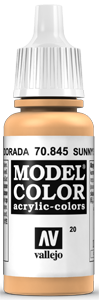 020 Sonnige Hautfarbe (Sunny Skin Tone)