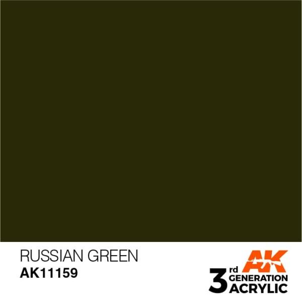 Russian Green - Standard