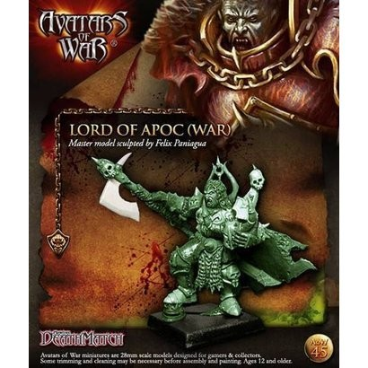 Avatars of War - Lord of Apoc