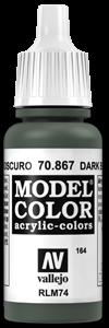 164 Graublau Dunkel (Dark Bluegray)
