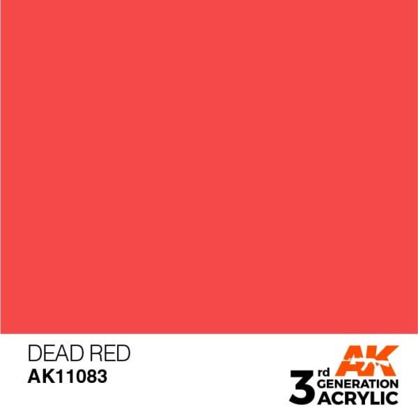 Dead Red - Standard