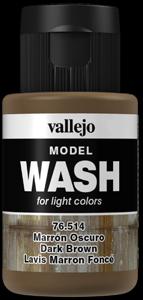 Model Wash 514 Dark Brown