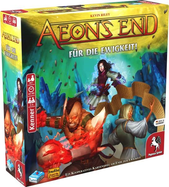 Aeon's End - Für die Ewigkeit! (Frosted Games)