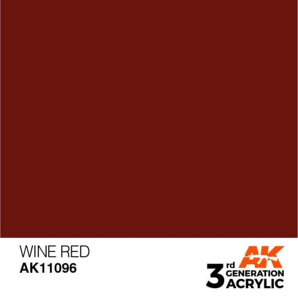 Wine Red - Standard