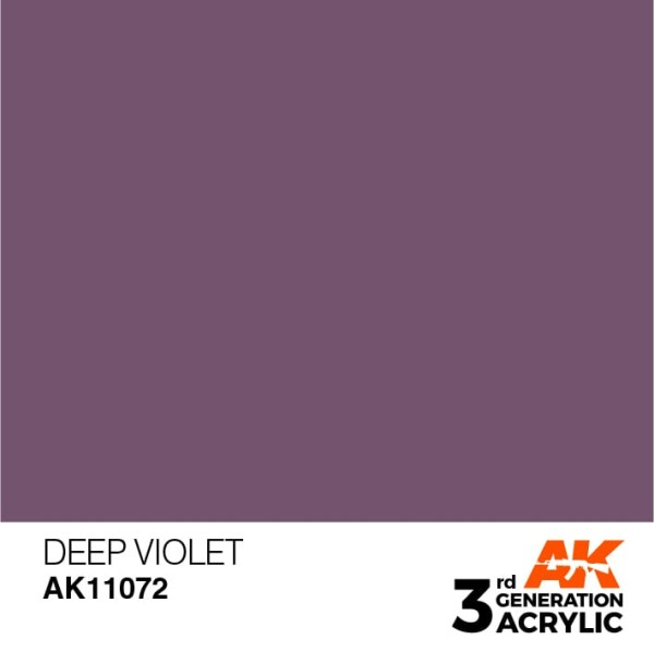 Deep Violet - Intense