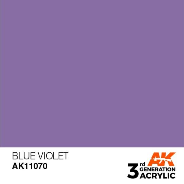 Blue Violet - Standard