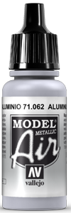 062 Aluminium, 17 ml