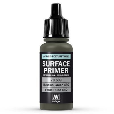 Vallejo Surface Primer U.S. Russian Green 17ml
