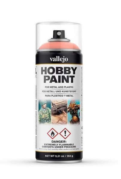 Vallejo Hobby Paint Spray Pale Flesh